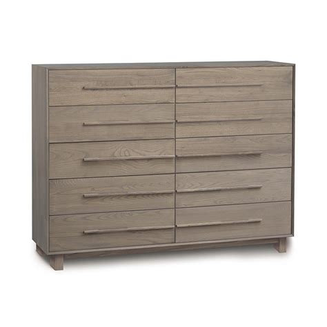 10 Drawer Dressers by Sloane Ash 10 Drawer Dresser By Copeland Furniture