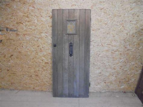 Reclaimed Glazed Oak Front Door Authentic Reclamation Reclaimed Oak Front Door