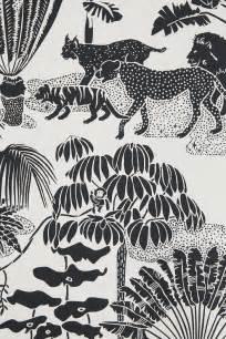 black and white jungle wallpaper jungle dream wallpaper