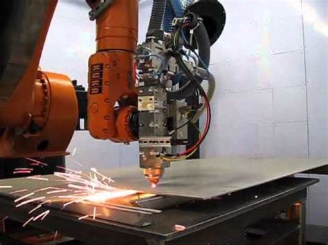 Robots Without Lasers robotic laser cutting system manufacturing technology