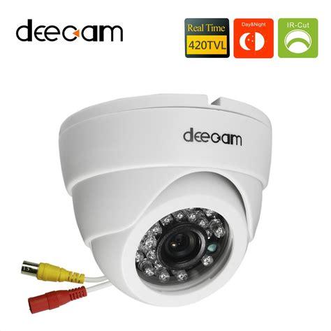 deecam sony ccd 420tvl ir lens 3 6mm distance 20m cctv