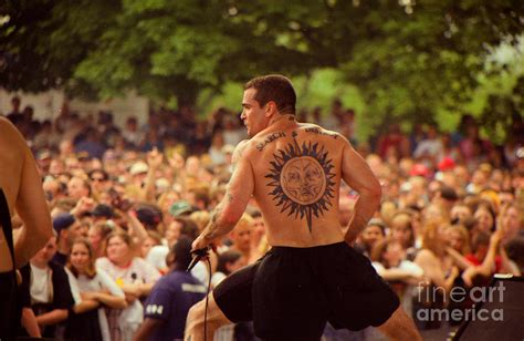 henryrollins search n destroy photograph by timothy bischoff