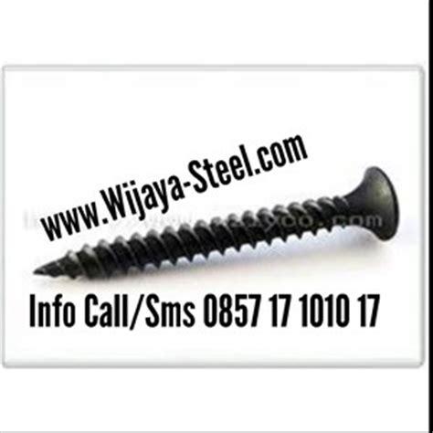 Paku Grc Board Khusus Untuk Grc Jual Per Pak 05 Kg jual paku sekrup gypsum harga murah jakarta oleh wijaya steel