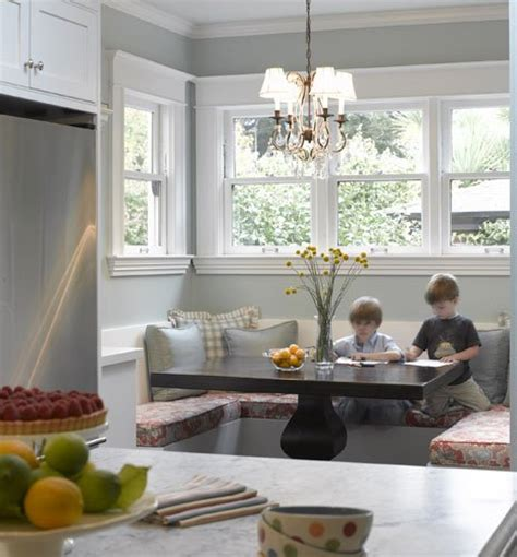 Banquette Seating In Kitchen by Banquette Seating Dining Room Kitchen Table Pedestal