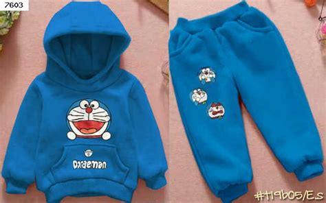 Sweater Doraemon Anak jual baju anak doraemon techunits