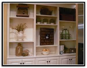 built in shelves decorating ideas home design ideas