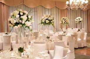 Floral Decorations wedding table decoration ideas the flowers is mandatory attribute