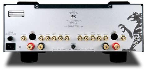 ultra audio equipment review gryphon audio designs