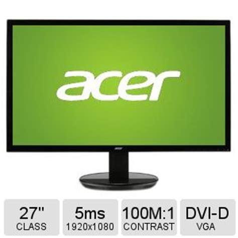 Acer Led Monitor Led Monitor Acer K272hl 27 Led Hd acer k272hl bd 27 quot led monitor todaysdod