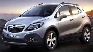 Opel Crossover Opel Mokka Small Crossover Photos And Details