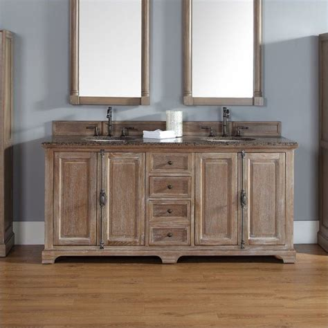 driftwood bathroom vanity martin providence 72 quot bathroom vanity in