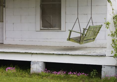 proch swing old house porch swing love this old house pinterest