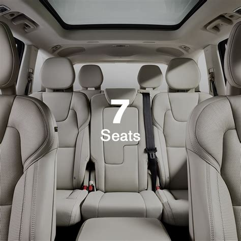volvo xc70 7 seats 2018 volvo xc90 luxury 7 seater suv volvo car