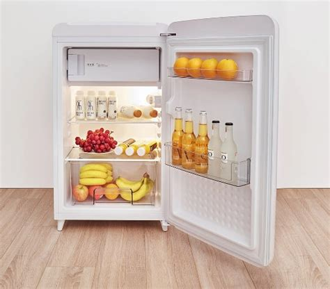 Freezer 2 Jutaan xiaomi umumkan kulkas mini j retro seharga rp2 jutaan dengan finishing glossy