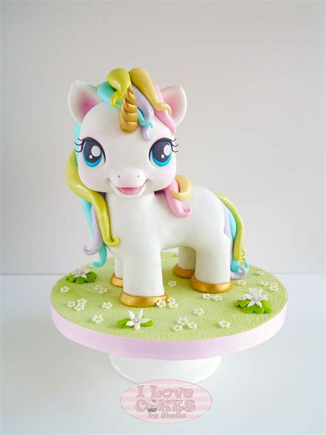 Twinkles the Unicorn Cake Topper   YouTube