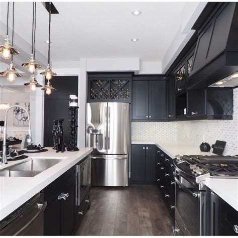 black kitchen decorating ideas 25 best ideas about black kitchen decor on pinterest