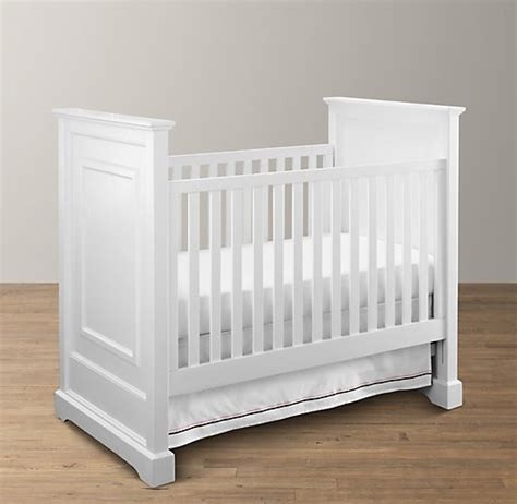 Marlowe Conversion Crib by Marlowe Panel Crib