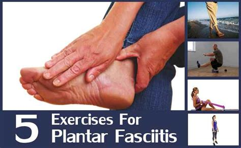 How To Cure Planters Fasciitis by Different Exercises For Plantar Fasciitis How To Deal