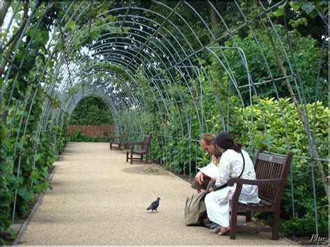 Kensington Garden Bancs De Londres 7 Hyde Park Kensington