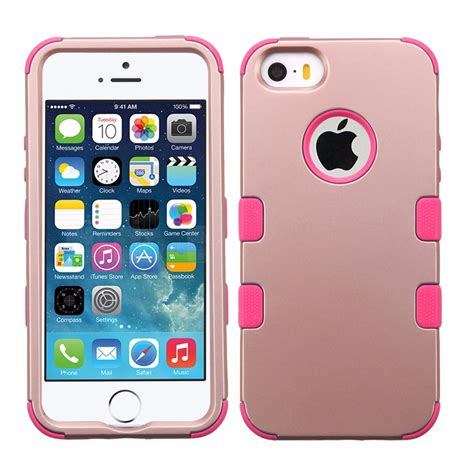 Hp Iphone 5 Se funda iphone se iphone 5s rosegold hp envio gratis