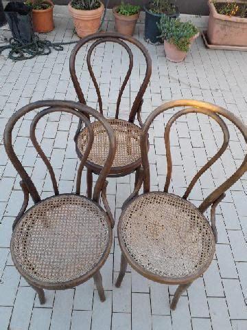 sedie thonet originali sedie 3 intarsiate posot class