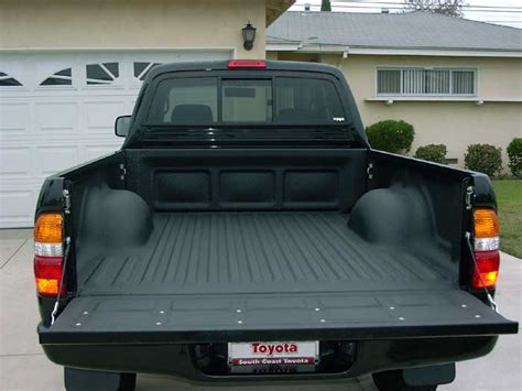 linex bed liners plastic bedliner or spray on bedliner yotatech forums