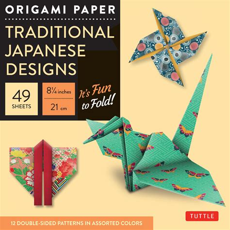 Origami Paper Measurements - origami paper newsouth books