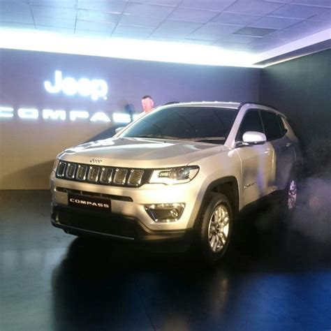 Where Are Jeep Compass Made Made In India Jeep Compass To Roll Out In June 2017 Car