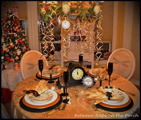 new year dinner place new year s tablescapes and table settings