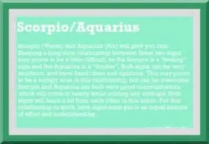 aquarius love match