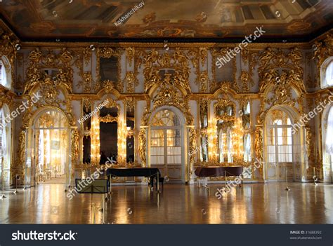 russia palace interior search in pictures hall palace interior pushkin saintpetersburg russia stock