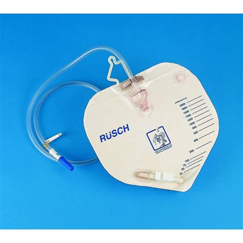 Sale Urine Bag Gea 1 rusch bedside urinary drainage bag with anti reflux valve