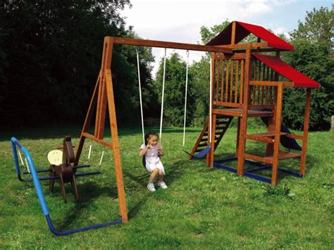 sears swing sets sportspower wp 248 sand n swing swing set sears outlet