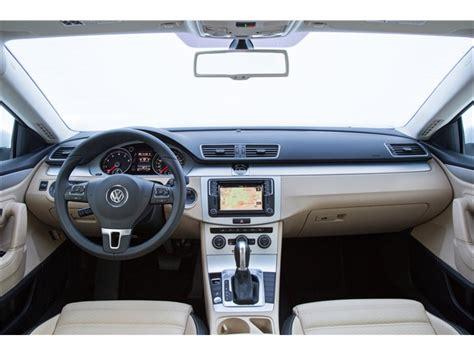 Volkswagen Cc Interior by 2017 Volkswagen Cc Interior U S News World Report