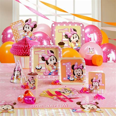 1st birthday party decoration ideas at home fresh first birthday decoration ideas at home for girl
