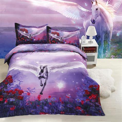 horse bed sets free fedex3d pegasus bedding set unicorn bedding set oil