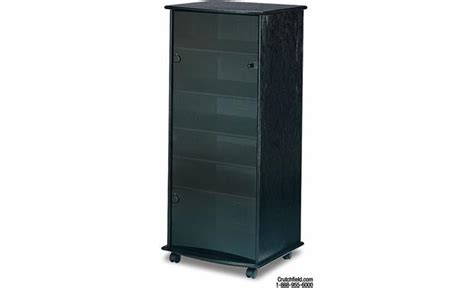 Component Cabinet With Glass Doors by Wood Technology Ar 2gk Glass Door Kit For Ar2 Component