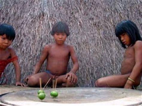 imagenes niños indigenas portal do professor a experi 234 ncia ind 237 gena no brasil