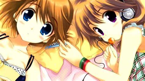 anime as best friends nightcore best friends forever ksm