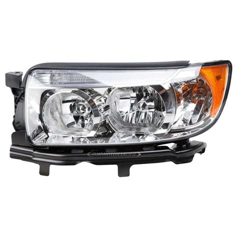 2006 subaru forester headlight assembly left driver side