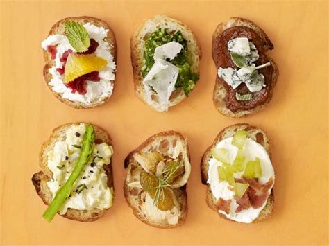 Kitchen Theme Ideas by 50 Easy Toast Toppers Recipes And Cooking Food Network
