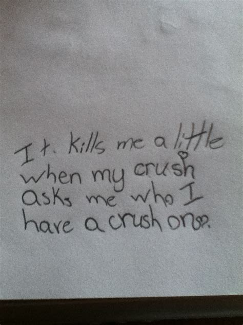 quotes about crushes quotes about crushes quotesgram
