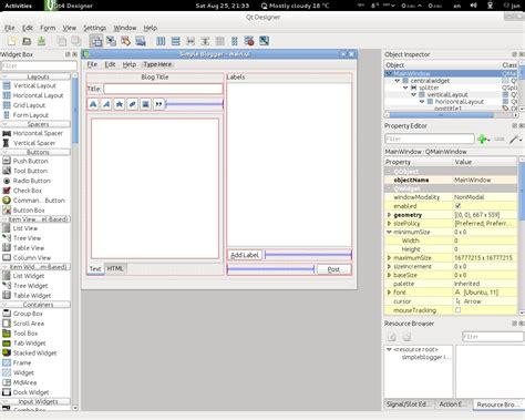 qt designer grid layout rowspan tech tips pyqt работа с qt designer