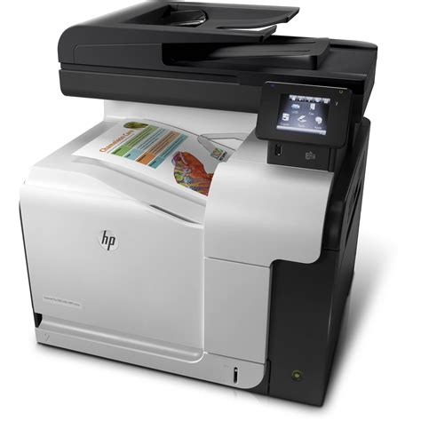 laser printer color hp m570dn laserjet pro 500 all in one color laser printer