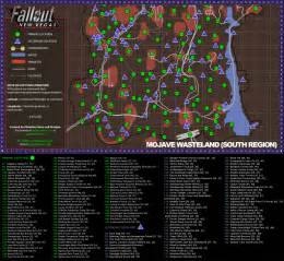 Map Of Fallout New Vegas by Similiar Fallout New Vegas Map Elevations Keywords