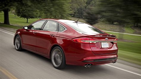 2017 Fusion Sport Specs by 2017 Ford Fusion Sport Drive With Specs Photos And