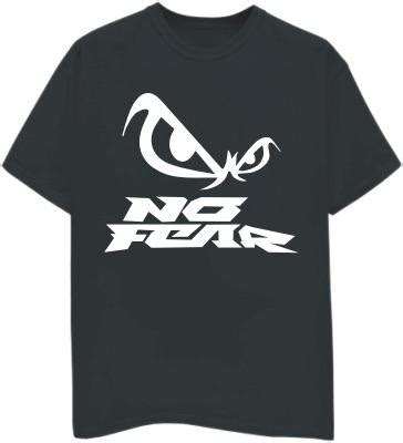 Tshirt Nofear 10 no fear shirts nostalgia