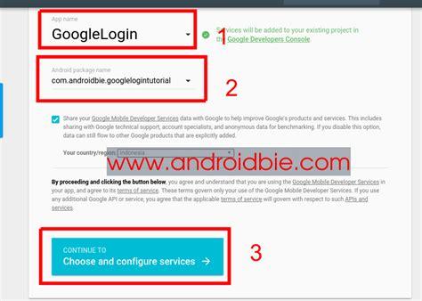 membuat login dengan json android tutorial login menggunakan akun goolge plus