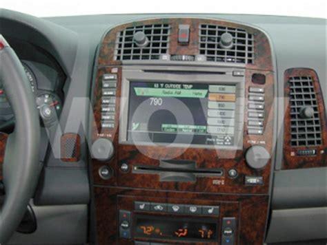 active cabin noise suppression 2006 cadillac cts navigation system 2006 2007 cadillac cts automatic w o navigation interior full dash trim kit 49 pcs