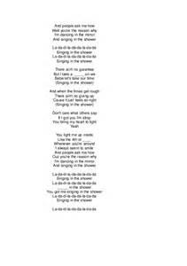Light Up Lyrics Shower De Becky G